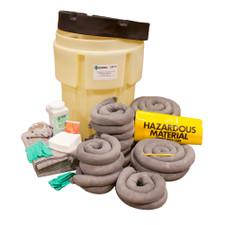 65 Gallon Poly-SpillPack Spill Kit - Universal