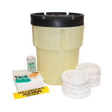 65 Gallon Poly-SpillPack Spill Kit - Oil Only