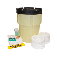 95 Gallon Poly-SpillPack Spill Kit - Oil Only