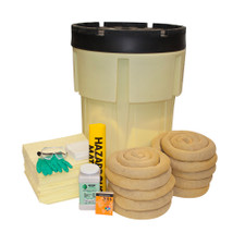95 Gallon Poly-SpillPack Spill Kit - Aggressive