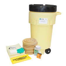 50 Gallon Poly-SpillPack Spill Kit - Aggressive