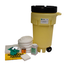 50 Gallon Poly-SpillPack Spill Kit - Oil Only