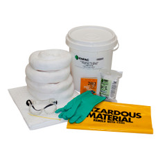 Economy Safety Pail Spill Kit - Oil Only (13-5PKO)