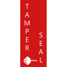 Tamper Seal Labels, 10 per Bag (13-TS)