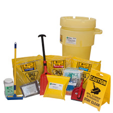 50 Gallon Wheeled Multi-Responder SHT Spill Kit (13-WSHT50)