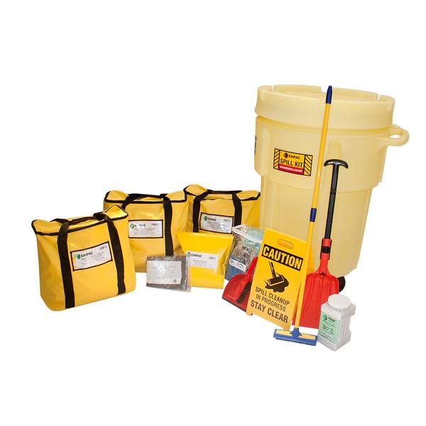 95 Gallon Wheeled Multi-Responder SHT Spill Kit (13-WSHT95)