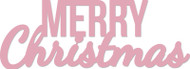 Kaisercraft, Decorative Dies, Word Dies, Merry, Merry Christmas, Scrapify, Australia