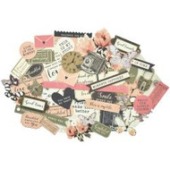 Kaisercraft  Collectables, Die cut shapes, over 50 pc, Keepsakes, Scrapify, Australia