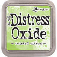 Ranger, Tim Holtz Distress Oxides Ink Pad - Twisted Citron, Scrapify, Australia