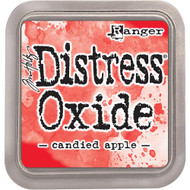 Ranger, Tim Holtz Distress Oxides Ink Pad - Candied Apple, Scrapify, Australia