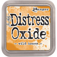 Ranger, Tim Holtz Distress Oxides Ink Pad - Wild Honey, Scrapify, Australia