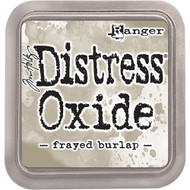 Ranger, Tim Holtz Distress Oxides Ink Pad - Frayed Burlap, Scrapify, Australia