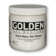 Golden Extra Heavy Gel Gloss 8oz 236mls, Scrapify, Australia