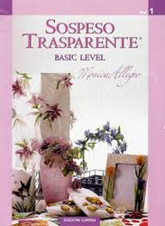 Sospeso Trasparente - Sospeso Trasparente Book by Monica Allegro - Basic Level (31pages), Scrapify, Australia