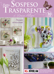 Sospeso Trasparente - All Sospeso Trasparente Book by Monica Allegro, 3D Creations, (83pages), Scrapify, Australia
