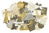 Kaisercraft  Collectables, Die Cut Shapes, over 30 pcs, First Noel,  CT946,  Scrapify, Australia