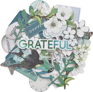 Kaisercraft  Collectables, Die Cut Shapes, over 40 pcs, Morning Dew, CT963,  Scrapify, Australia
