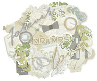 Kaisercraft  Collectables, Die Cut Shapes, over 40 pcs, Two Souls, CT958,  Scrapify, Australia