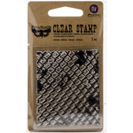 Finnabair Clear Stamp - Wire Net