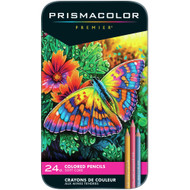 Prismacolor Premier Color Pencils 24/Pkg, Soft Core, Scrapify, Australia