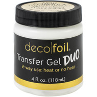 iCraft Therm O Web, Deco Foil Transfer Gel DUO 4Fl Oz, Scrapify, Australia