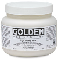 Golden Light Molding Paste,  32 oz, 946 ml, Scrapify, Australia