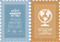 Kaisercraft  Specialty Paper, Let's Go, Postage Stamp, PS545, Scrapify, Australia
