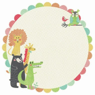 Kaisercraft  Specialty Paper, Die-Cut, Clear Embossed, Hello Sunshine, Cackle, PS333, Scrapify, Australia