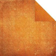 "Bo Bunny  Pattern Paper, 12""x12"",  Double Dot Designs, Burnt Orange Vintage, Scrapify, Australia"
