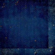 "Bo Bunny  Pattern Paper, 12""x12"",  Double Dot Designs, Dark Denim Vintage, Scrapify, Australia"