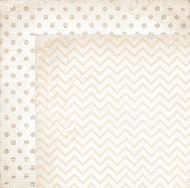 "Bo Bunny  Pattern Paper, 12""x12"",  Double Dot Designs, Sugar Chevron, Scrapify, Australia"