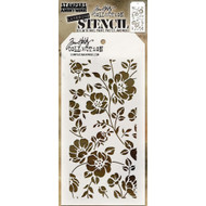 Tim Holtz Stampers Anonymous - Layering Stencils - Floral (THS077), Scrapify, Australia