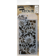 Tim Holtz Stampers Anonymous - Layering Stencils - Bouquet (THS143), Scrapify, Australia
