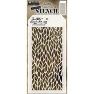 Tim Holtz Stampers Anonymous - Layering Stencils - Leafy (THS078), Scrapify, Australia