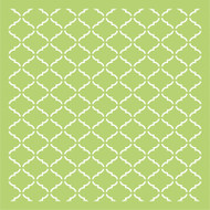 Kaisercraft, Designer Template, 6 x 6in, Lattice, IT469, Scrapify, Australia
