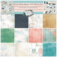 """49 and Market, Vintage Artistry Anywhere - 12""""x12"""" Collection Pack, Scrapify, Australia"""