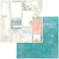 49 and Market, Pattern Papers, Vintage Artistry Anywhere - Journal Cards , Scrapify, Australia
