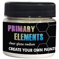 Primary Elements Clear Acrylic Medium 30ml