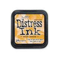 Ranger - Tim Holtz Distress Ink Pad - Wild Honey - Scrapify = Australia