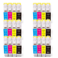24-Pack Compatible Ink for Brother LC51
