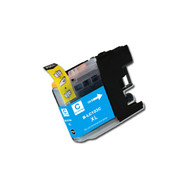 1-Pack CYAN Compatible Ink for Brother LC101 / LC103 XL