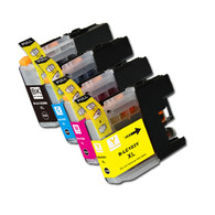 24-Pack Compatible Ink for Brother LC101 / LC103 XL