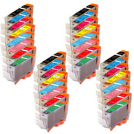 32-Pack Canon CLI-8 Compatible Ink includes R & G