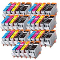 35-Pack Canon CLI-8/PGI-5 CompatibleInk w/ chip