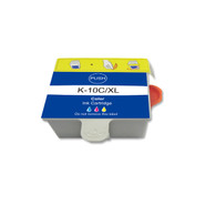 1-Pack Color Compatible Ink Cartridge for Kodak No. 10