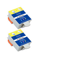 2-Pack Color Compatible Ink Cartridge for Kodak No. 30XL