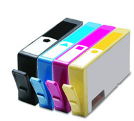 4-Pack Compatible Ink Cartridge Set for 564 564XL