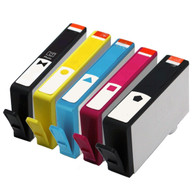 5-Pack Compatible Ink Cartridge Set for 564 564XL