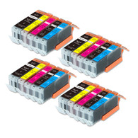 20-Pack Compatible Ink w/ Chip for Canon PGI-270XL/CLI-271XL