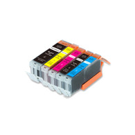 5-Pack Compatible Ink w/ Chip for Canon PGI-270XL/CLI-271XL